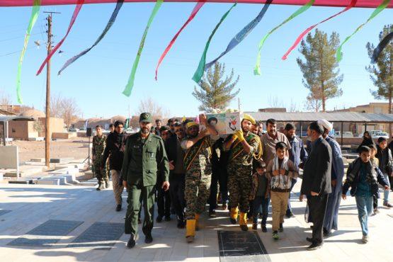 استقبال مردم لاهیجان و کشکوئیه از شهید خراسانی / گزارش تصویری