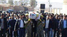 میزبانی باصفای مردم صفائیه از شهید خراسانی / گزارش تصویری