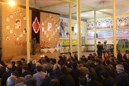 یادواره شهدای مسجد النبی(ص) رفسنجان برگزار شد+تصاویر