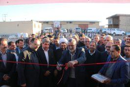 افتتاح طرح آبیاری زیرسطحی در رفسنجان با حضور وزیر کشاورزی / عکس