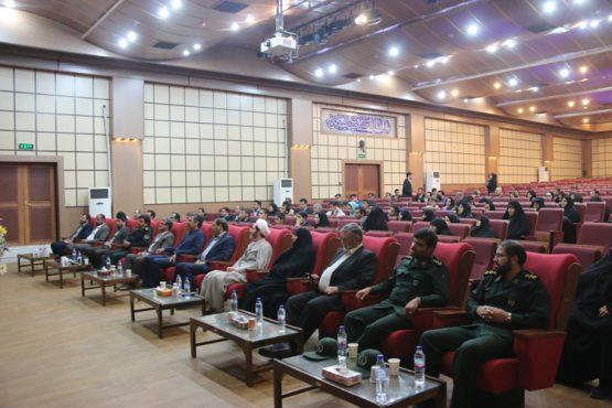 اولین اجتماع بزرگ فرزندان شاهد شهرستان رفسنجان و انار برگزار شد/تصاویر