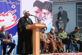 پیام قدردانی امام جمعه رفسنجان از حضور مردم در حماسه بهمن ۹۶