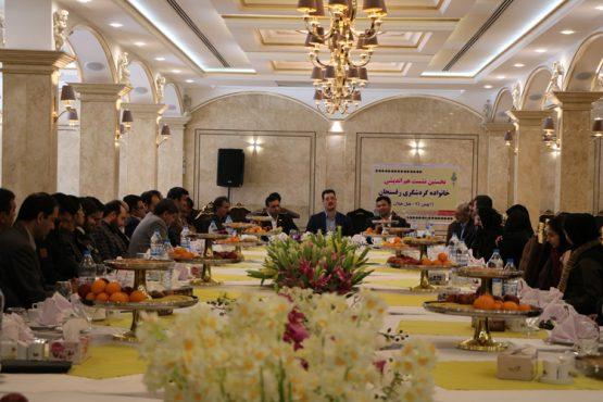 نشست هم اندیشی گردشگران رفسنجان برگزار شد/تصاویر