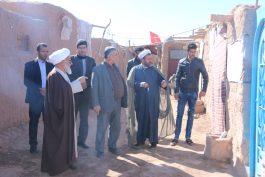 دیدار رئیس دانشگاه آزاد رفسنجان با خانواده شهداء / تصاویر