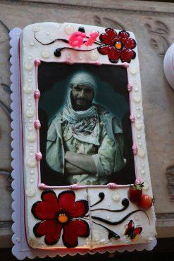 مراسم سالروز تولد شهید سید حمید میرافضلی در رفسنجان برگزار شد / تصاویر