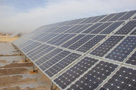 نصب سامانه خورشیدی 20 کیلو واتی در مرکز منطقه جنوب شرق