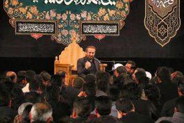 شب های بی مادری در حسینیه نخل رفسنجان / گزارش تصویری