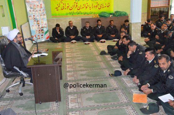 نیروی انتظامی با سربلندی و عزت امنیت را در دست دارد