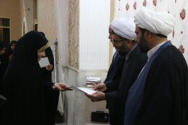دانش آموزان برتر دبیرستان علوم معارف اسلامی رفسنجان تجلیل شدند + تصاویر