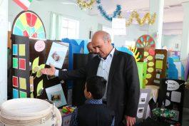 نمایشگاه جشنواره جابر بن حیان در رفسنجان برپا شد + تصاویر