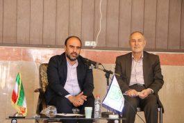 شهردار رفسنجان پای صحبت دانشجویان دانشگاه علامه جعفری نشست + تصاویر
