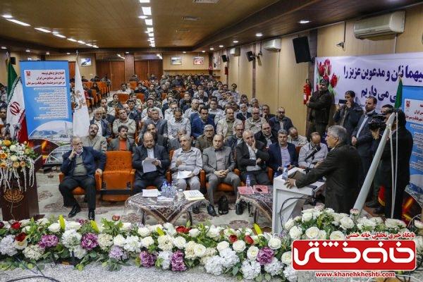 افتتاح طرح های مس سرچشمه رفسنجان توسط وزیرصنعت، معدن و تجارت
