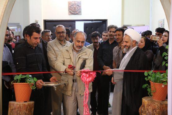افتتاح نمایشگاه عکس محرم (شور شیدایی)