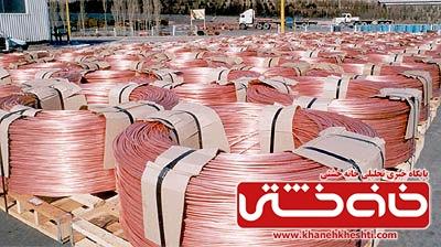 رکوردهای جدید تولید در کارخانجات مس منطقه کرمان / تصاویر
