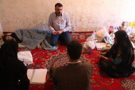خبرهای خوش برای عاطفه / ارسال کمک های مردم رفسنجان به خانواده اش
