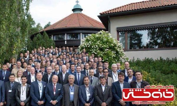 کارشناسان ذوب مس منطقه کرمان در پانزدهمین کنفرانس بینالمللی تکنولوژی ذوب فلش در فنلاند