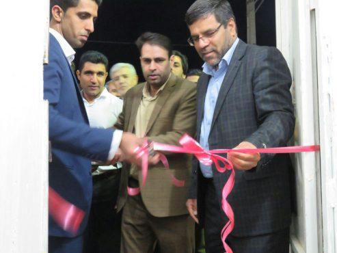 افتتاح باشگاه آکادمی پرورش اندام Baito در هرمزآباد با حضور بخشدار رفسنجان / تصاویر
