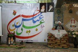 بزرگداشت روز جانباز و پاسدار در رفسنجان برگزار شد / عکس