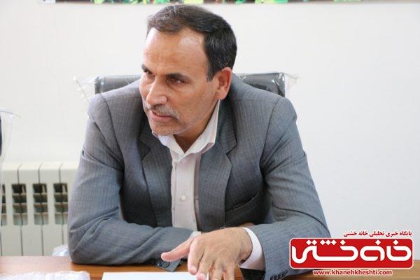 حسین رضایی مدیر جهاد کشاورزی