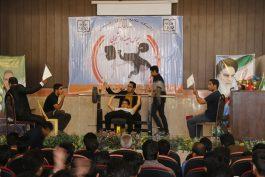 دانشگاه علامه جعفری رفسنجان میزبان سومین دوره مسابقات پرس سینه دانشجویی استانی / تصاویر