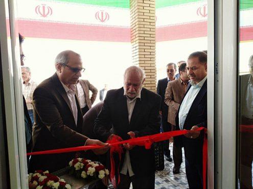 خانه بهداشت روستای عباس آباد آقا غفور رفسنجان افتتاح شد / عکس