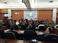 اولین مجمع سلامت شهرستان رفسنجان برگزار شد / عکس
