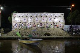 گردهمایی رزمندگان رفسنجان در سالروز آزادی خرمشهر برگزار شد / تصاویر