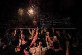 مراسم بزرگداشت شهدای مدافع حرم شهرستان رفسنجان با سخنرانی سردار حاج سعید قاسمی برگزار شد/تصاویر