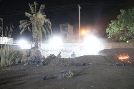 دو عملیات والفجر ۳ و والفجر ۸ در رفسنجان بازسازی می شود / عکس