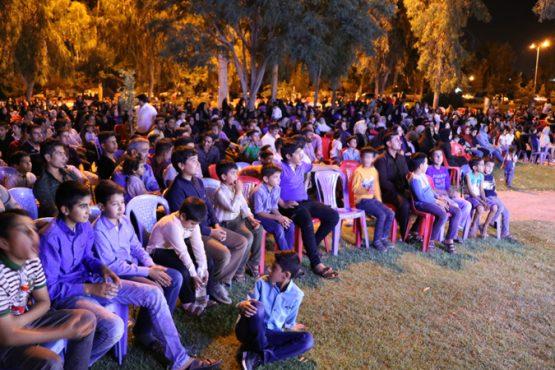 جشن میلاد امام حسن مجتبی(ع) در رفسنجان برگزار شد/تصاویر