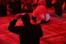 احیاء شب نوزدهم ماه رمضان در مساجد و تکایای رفسنجان / گزارش تصویری 2