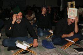 مراسم احیای شب بیست و سوم ماه مبارک رمضان در مساجد رفسنجان/گزارش تصویری