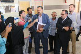 بیش از 1700 تبعه افغانی در رفسنجان تحت پوشش بیمه سلامت قرار گرفتند