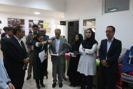 ۴۰ هزار تبعه افغانی تحت پوشش دانشگاه علوم پزشکی رفسنجان هستند
