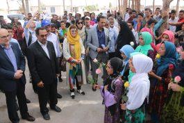 سفر یک روزه هیات دیپلماتیک حامی پناهندگان به رفسنجان / گزارش تصویری
