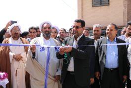 دادگاه عمومی کشکوئیه رفسنجان راه اندازی شد / گزارش تصویری