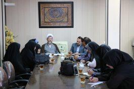 نشست خبری به مناسبت هفته قوه قضائیه در رفسنجان برگزار شد + تصاویر