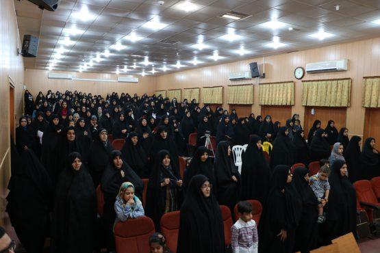 همایش حجاب و عفاف در رفسنجان برگزار شد / عکس