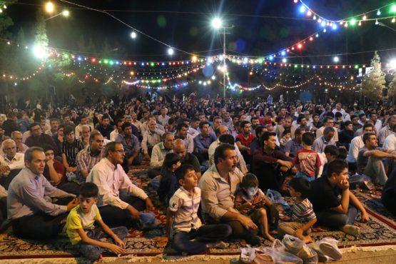 جشن میلاد امام رضا(ع) در آستان قدس رفسنجان برگزار شد / تصاویر