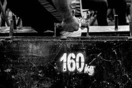 مسابقه قوی ترین مردان رفسنجان
