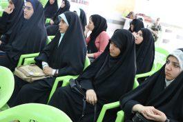اردوهای جهادی طرح هجرت در مدارس رفسنجان آغاز شد + عکس