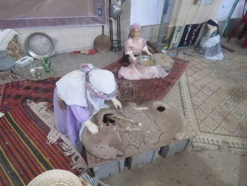 توانمندیهای روستایی و عشایری رفسنجان در انار به نمایش گذاشته شد / عکس