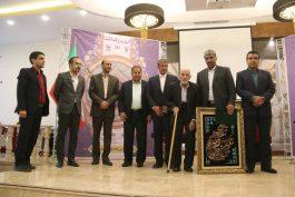 آیین تجلیل از خبرنگاران رفسنجان و انار برگزار شد / گزارش تصویری