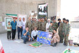 گردان رزمی امام علی(ع) رفسنجان آغاز بکار کرد /تصاویر