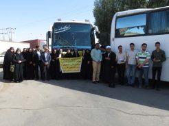 کانون جهادی دانشگاه علوم پزشکی رفسنجان به مناطق محروم جنوب استان اعزام شد / عکس