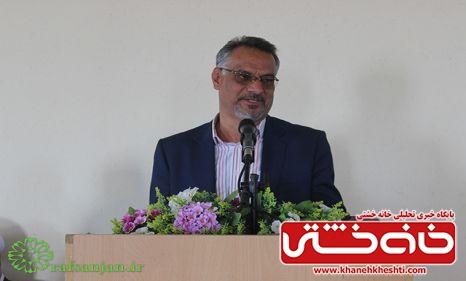 حفظ ارزشها و نام شهدا در صدر برنامه های شهرداری رفسنجان