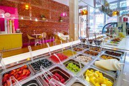 چهار بستنی فروشی در انار و رفسنجان پلمپ شد