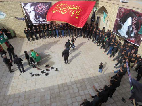 چهارمین سالگرد ثبت ملی آییین سنتی جوش زنی هرمزآباد رفسنجان /عکس