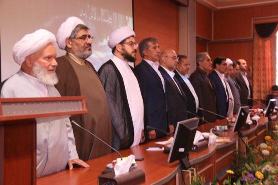 شورای اداری رفسنجان با حضور معاون قوه قضائیه برگزار شد / تصاویر