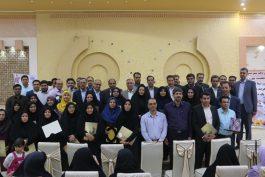 آیین تجلیل از بهورزان رفسنجان و انار برگزار شد / تصاویر